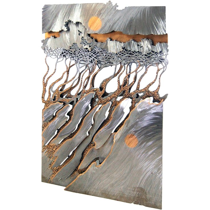 Best ideas about sheet metal wall on pinterest rustic