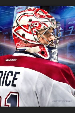 Carey price goaltender of the Montreal Canadiens and 2014 gold medal winning Canadian hockey team
