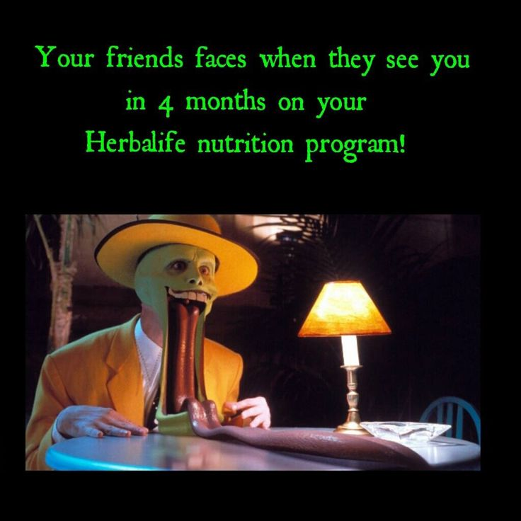 Herbalife results!! This will be my friends lol..