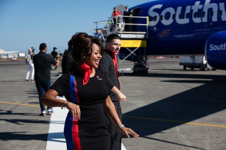 Southwest Flight Attendant Uniform 32