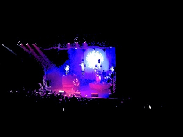 Cypress Hill performance at HMV Theatre, Kentish Town, London, England...