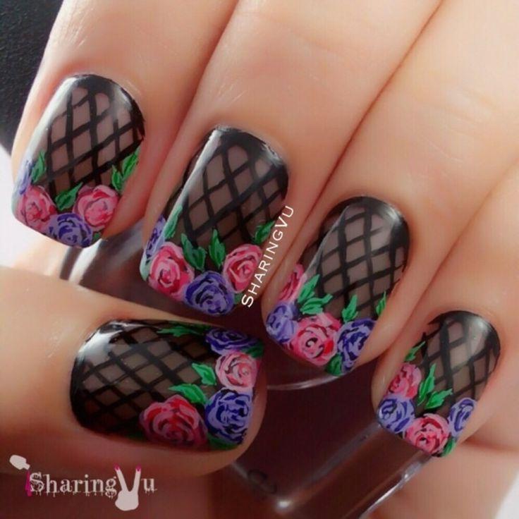 133 best Nail - Sheer images on Pinterest | Nail arts, Gel nails and ...