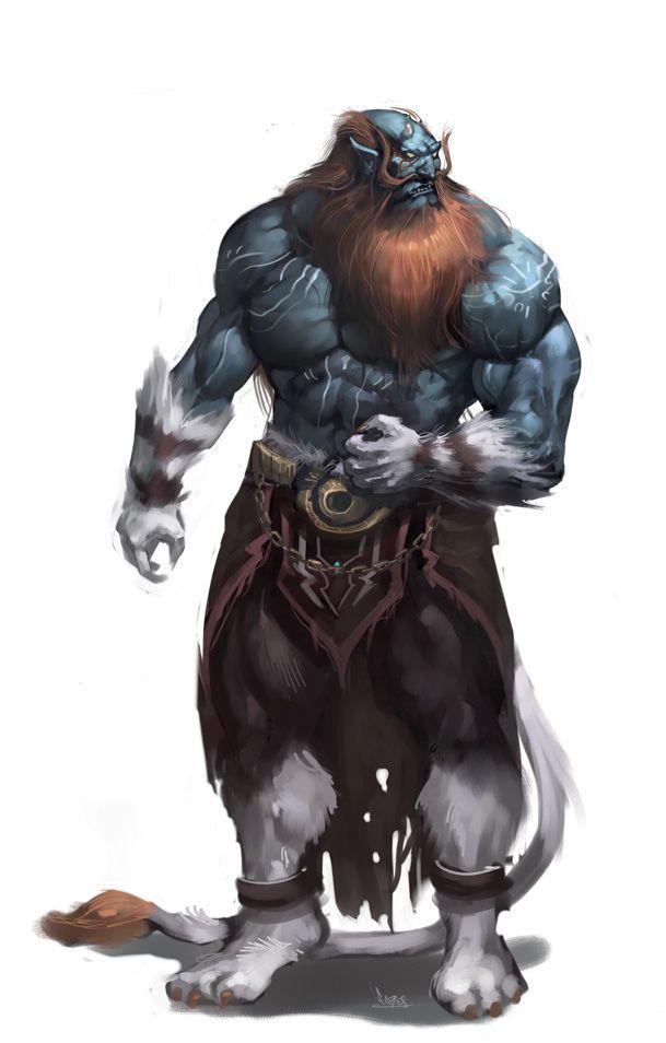 Malladus By Jorge Maese Fantasy Monster Fantasy Races