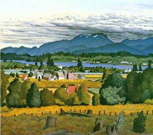 E.J. HUGHES | Comox Valley