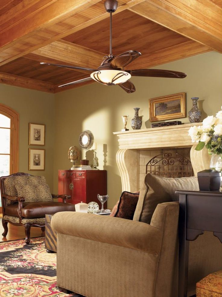 53 best living room ceiling fan ideas images on pinterest - Living room ceiling fan ...
