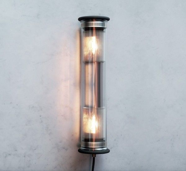 Dcw Editions Lampe Gras In The Tube Wall Lamp 100 Walls