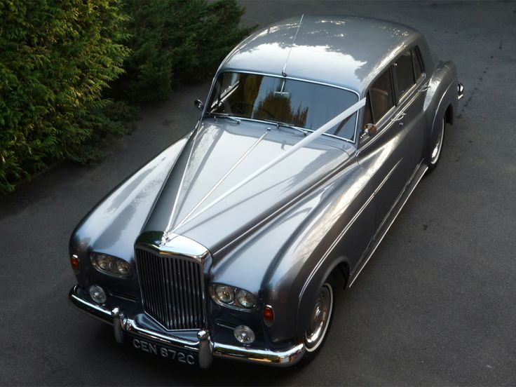 1965 Bentley S3 Wedding Car