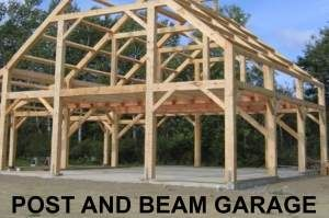 Wood Garage Kits Save Time | Types of Wooden Garage Kits