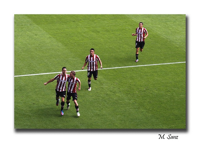 ¡Gooooool de Aduriz!, via Flickr.