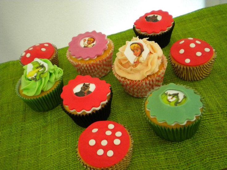 #efteling #cupcakes