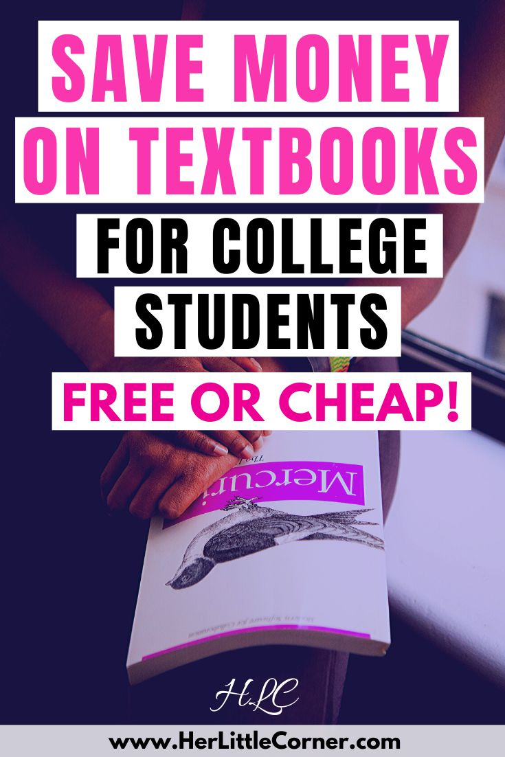 Ultimate Guide To Buying College Textbooks For Cheap Or ...
