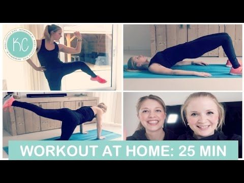 Kelly Caresse | BBB Workout voor thuis