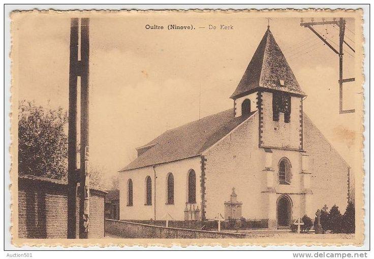 Ninove - Outer, Sint-Amanduskerk