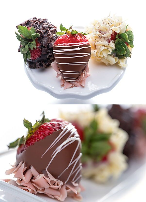 Chocolate Covered Strawberries By Norman Love Confectio Artisan