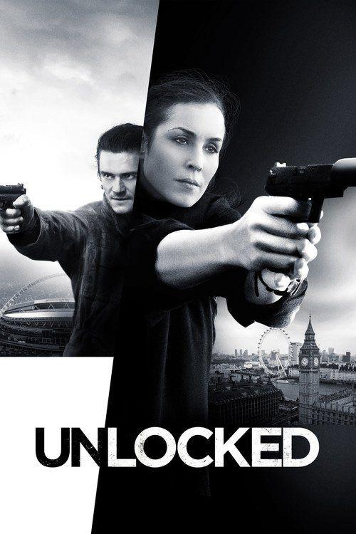 Unlocked (2017) Full Movie Streaming HD