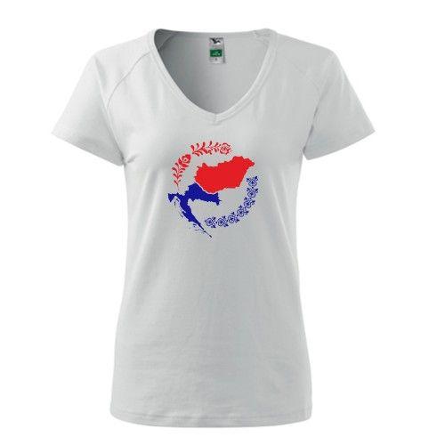 Női fehér pólók - Dream