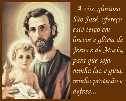 Ivanildoblog: Ò Glorioso São José