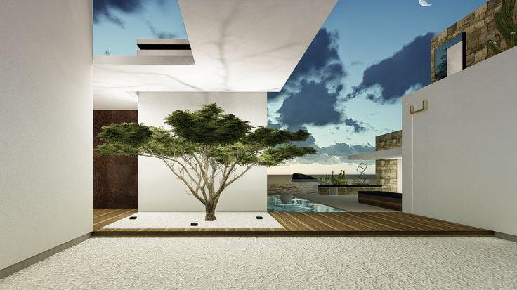 West Coast House, Cape Town, South Africa  Newpad