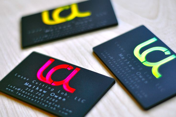 17 best images about laser engraved business cards on for Laser etched business cards