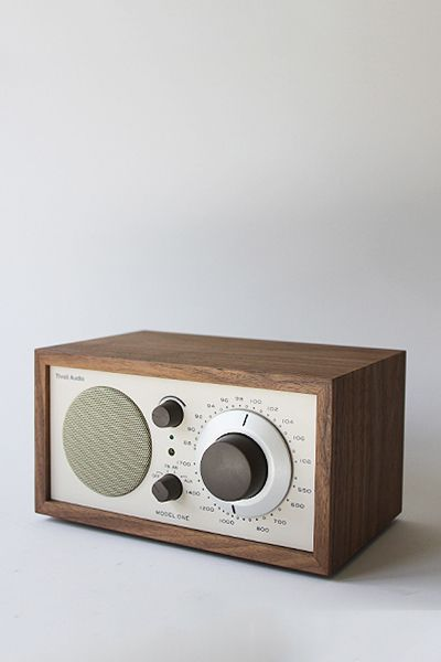 Tivoli Model One Radio   Holiday Gifts for Him   Camille Styles