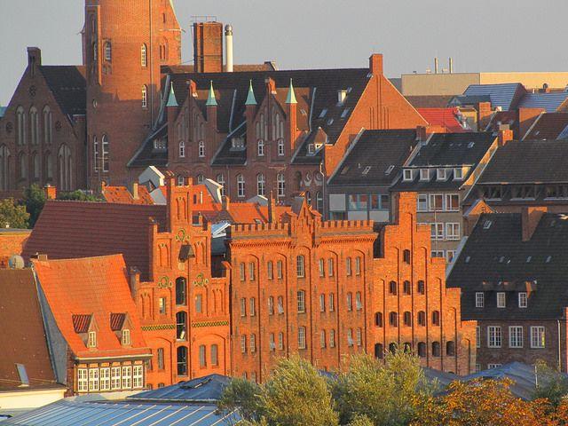 Alte Post Lübeck | von FrankRath1