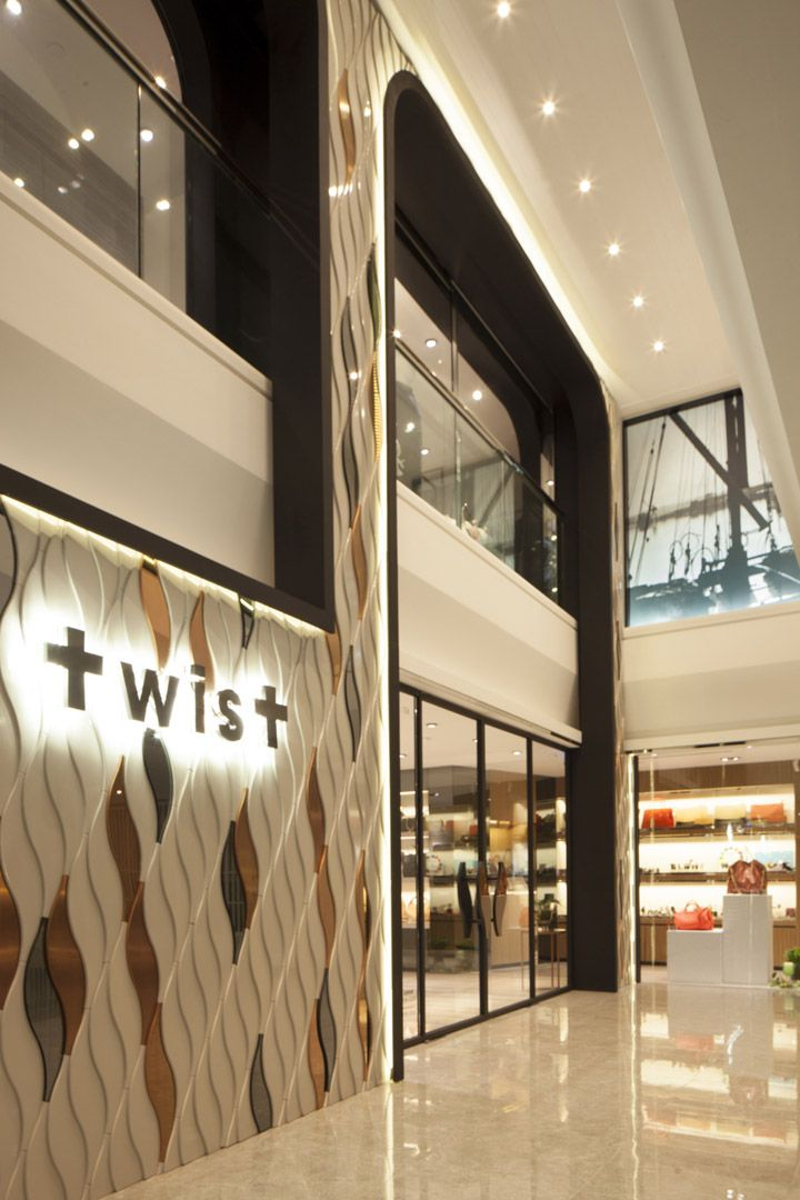 Twist Store By Purge Hong Kong Retail Design Blog