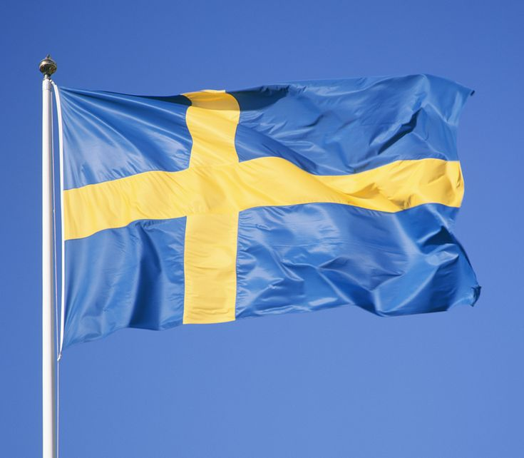 Our home country of Sweden