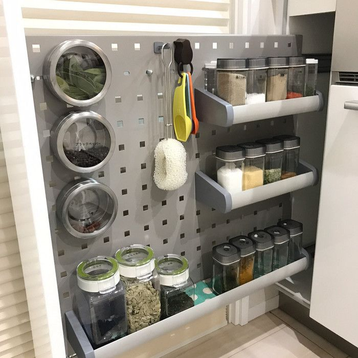 収納力抜群 ニトリを使った押入れ 食器棚 キッチンの整頓テク