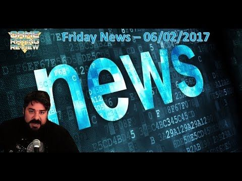 Game Rating Review FRIDAY NEWS 06/02/17