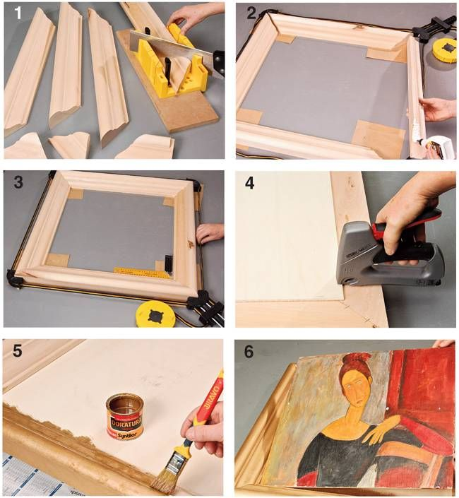 Oltre 25 fantastiche idee su cornici per foto su pinterest for Portaritratti legno