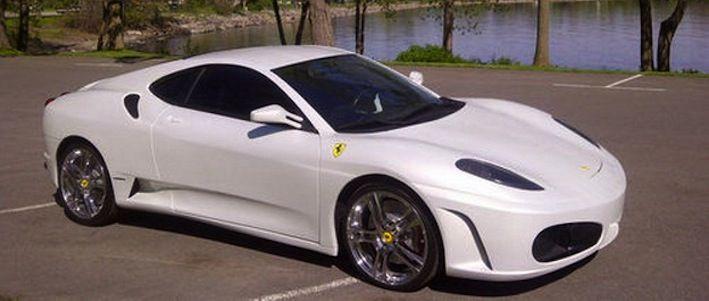 Ferrari F430 Replica Body Kit For A Toyota Celica