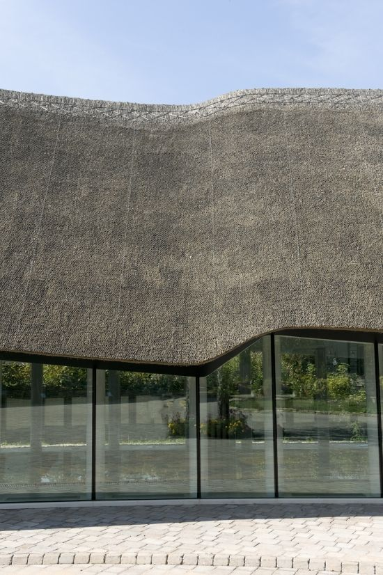 Modern Thatch by Katherine Findlay