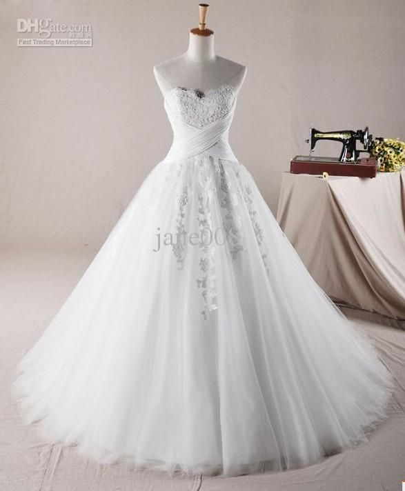 Wholesale Short trailing bandage 2012 autumn and winter new arrival vintage tube top plus size wedding dress, Free shipping, $134.4-201.6/Piece | DHgate