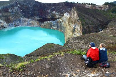 Gunung Kelimutu Merupakan Salah Satu Indonesia Hiking Mountain Terbaik