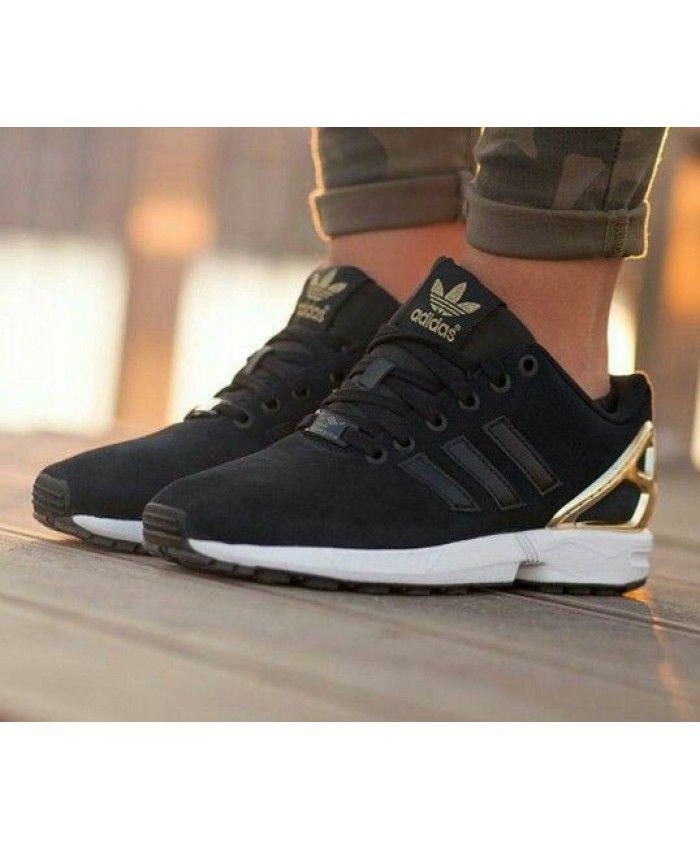 Buy Adidas Zx Flux Womens Black Sale T-1411