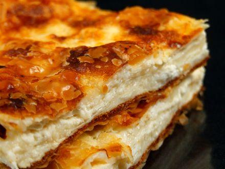 Placinta de Branza Sarata - Savory Cheese Pie
