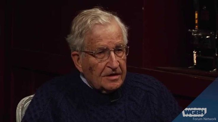"Noam Chomsky's Take on ""American Sniper"""