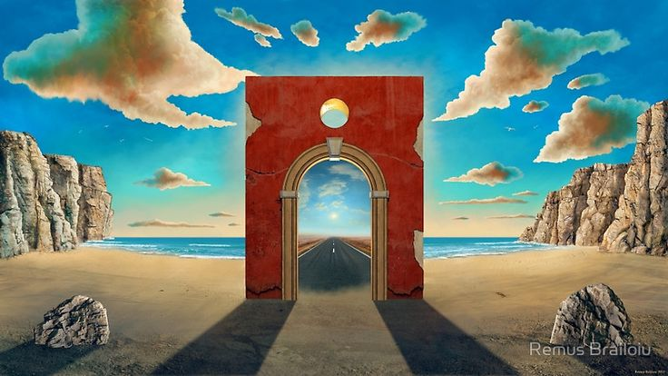 """Arch Gate"" Photographic Prints by Remus Brailoiu 