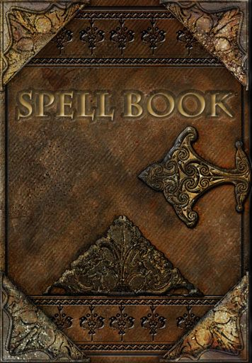 Image detail for -Old Spell Books -
