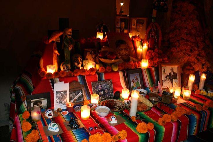 13 best Dia de los Muertos Altares images on Pinterest ...