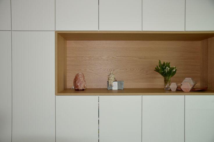 kast maatwerk, nis in hout, een project van NIEUW(in)ZICHT, www.nieuwinzicht.be