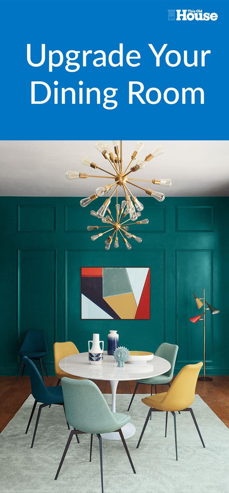 98 Best Dining Room Design Images On Pinterest