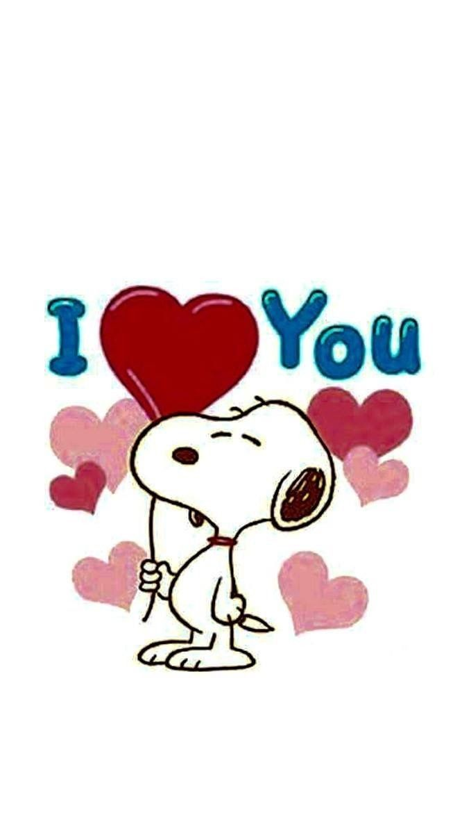 Aaaah Feeling The Love Snoopy Love Snoopy Pictures Snoopy Funny