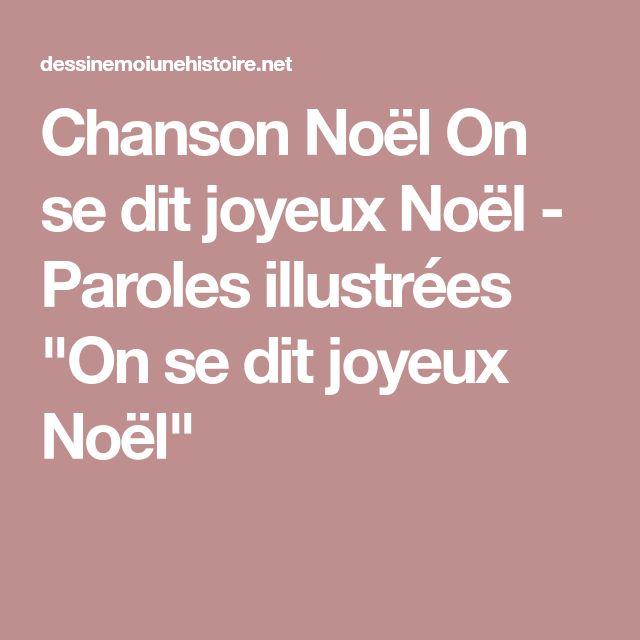 Gut bekannt Plus de 25 idées uniques dans la catégorie Chanson noel sur  JX66
