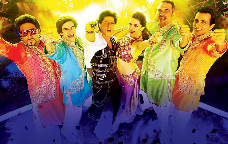 First Look & Theatrical Trailer: 'Happy New Year' — BollyBrit