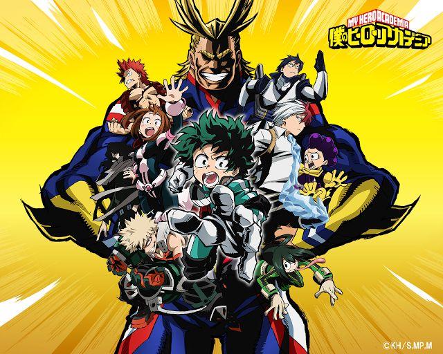 Descargar Manga Gratis Boku No Hero Academy 135 Espanol Mega Anime Anime Wallpaper My Hero Academia