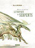 Le tropique des serpents | Marie Brennan Isabel Trent accepte la proposition de lord Hilford, qui organise une expédition en Erigie afin d'y étudier les dragons locaux. Au cours de leur périple vers le Bayembé, la naturaliste doit affronter les préjugés sexistes, les intrigues politiques, les ambitions commerciales et impérialistes du Scirland mais aussi la chaleur et la maladie.
