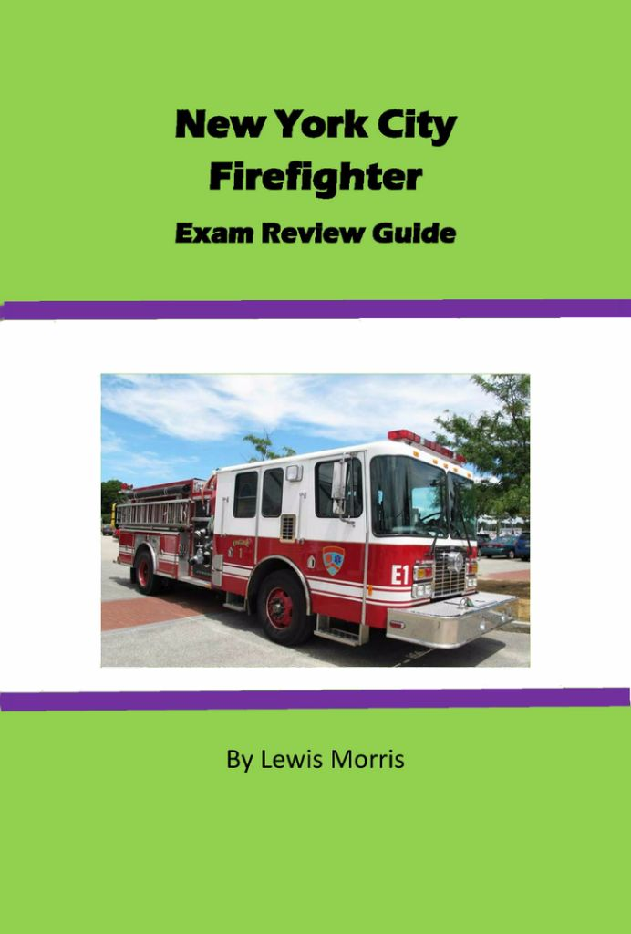 New York City Firefighter Exam Review Guide: Lewis Morris: 9781518624865