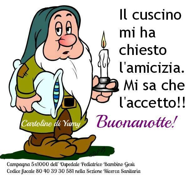 7 besten buonanotte bilder auf pinterest gute nacht - Gute besserung italienisch ...
