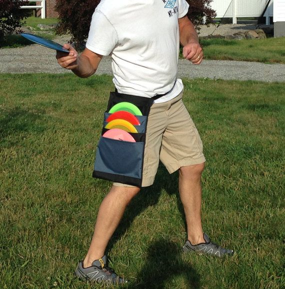 Disc Golf Bag /made in Maine USA